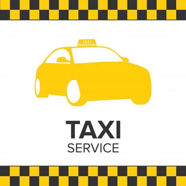 Logo Servicio de taxi